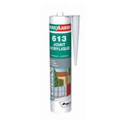 613 Joint Acrylique Int Ext ( Cartouche 310ml ) à Montpellier
