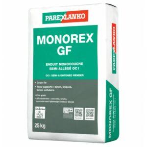 enduit de facade monorex gf